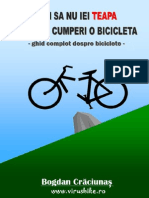 Ghid Complet Biciclete