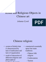 Ritual and Religious Objects in Chinese Art