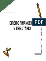 Aula Direito Financeiro e Tributário 22112010 [Modo de Compatibilidade]