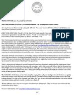 PresPress Release National Liberty Alliance Release 3-5-14 (1)