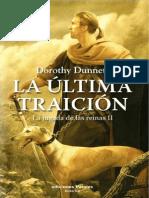 Dorothy Dunnett - La última traición