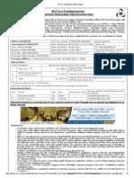 IRCTC Ltd,Booked Ticket Printing to Delhi