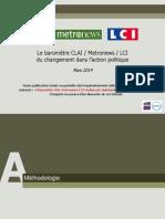 OpinionWay - Le barometre CLAI Metro  LCI du changement dans laction politique_Mars2014.pdf