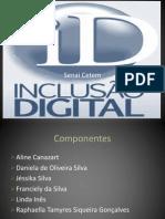 trabalho Inclusão Digital
