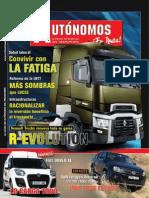 Autonomos en Ruta 185 Julio