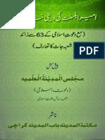 Ameer Ahle Sunnat ki Deeni Kidmat ( امیر اہلسنت کی دینی خدمات )