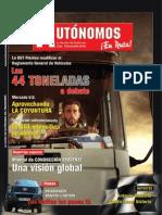 Autonomos en Ruta 186 Septiembre