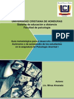 Psicologia Anormal II