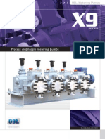 OBL Metering Pumps X9 Brochure