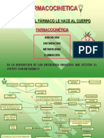 Farmacocinetica y Farmacodinamia
