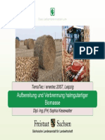 Aufbereitung Und Verbrennung Halmgutartiger Biomasse Kennwortschutz