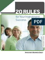 20-Rules IBD