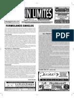 Sin Limites - Marzo 2014