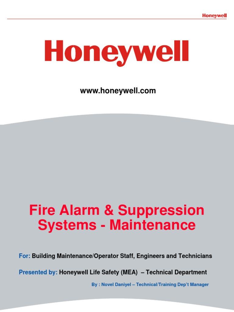 Fire Detection and Suppression PPT | Smoke | Sensor