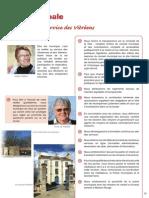 Vie Municipale - Projet Osez l'avenir à Vitré avec Hervé UTARD