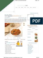 Http Foodviva.com Curry-recipes Kadai-paneer-recipe