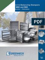 ControlDampers Catalog
