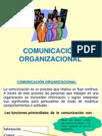 ORGANIZACIÓN Y COMUNICACIÓN