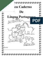 Meu Caderno Lingua Portuguesa