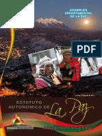 Estatutoautonomico La Paz