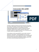 LabVIEW Introduction PreW