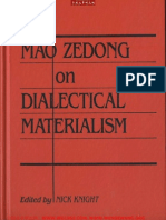 Mao on Dialectical Materialism