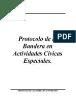 20 PROTOCOLO SIMBOLOS PATRIOS  ACTIVIDADES CÍVICAS ESPECIALES