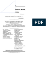 Amicus Brief of Asian American Center for Advancing Justice in Fisher v. University of Texas