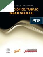 Inspección del Trabajo para el siglo XXI. Primer Congreso Internacional