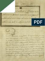 Instrucción de el Ministerio y facultades de los Alcaldes de barrio............... Real Audiencia de 17 de Agosto de 1778