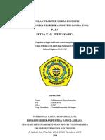 laporan PSG bayu