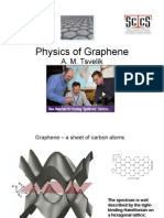 Physics of Graphene