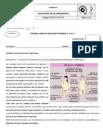 Cambios Fisicos y Fisiologicos en La Adolescencia.