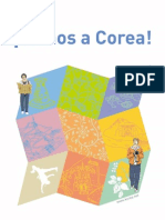 Let's go korea (Spanish)