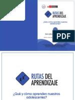 Fasciculo Secundaria Ciudadania Ciclo VII