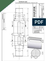 Modeliranje Vratila Za III6 - Solid Edge