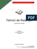 Tehnici de Retentie.doc