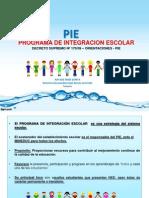 Proyecto de Integracion Escolar