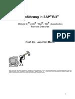 SAP Einführung
