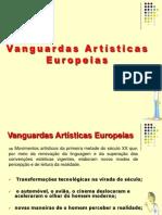 04. Vanguardas Artísticas Europeias (1)