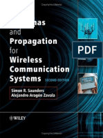 Antennas and Propagation for Wireless Communication Systems, 2nd