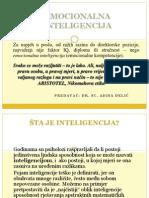 Emocionalna Inteligencija Tipovi Licnosti