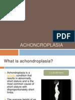 ACHONCROPLASIA