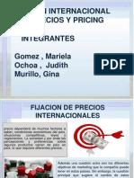 Fijacion de Precios Inter