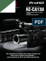 Jvc Accesorii 28 1 Hz-ca13u