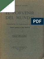 Shaw, Bernard - El Porvenir Del Mundo
