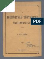 K. Nagy Sándor - A jobbágyság története Magyarországon