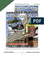 01 - MÓDULO DE PORTUGUÊS - INVESTIGADOR DE POLÍCIA CIVIL SP 2012