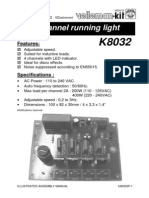 Manual K8032