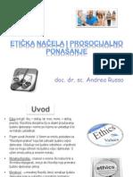 4.2. Etika Naela i Prosocijalno Ponaanje